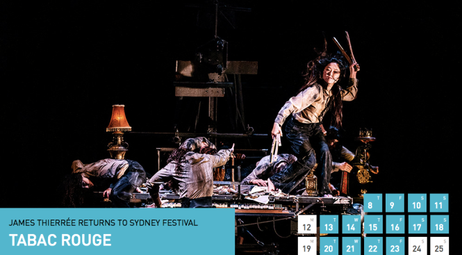 Sydney Festival 2015